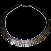 Elegant Vintage Cleopatra Fringe Bib Necklace