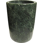 Marble Utensil Holder or Wine Cooler