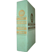 1947, The American Woman's Cookbook by Sears Roebuck Kenmore, Edited by Ruth Berolzheimer, HC
