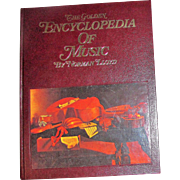 Harris, 1968, The Golden Encyclopedia of Music by by Norman Lloyd, HC, 1st Edition,  Like New