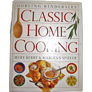 Classic Home Cooking by Mary Berry and Marlena Spieler, HCDJ
