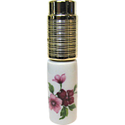 Purse Size Perfume Atomizer w/Limoges Base by Step