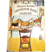 1963, The Margaret Rudkin Pepperidge Farm Cookbook, HCDJ, 1st edition