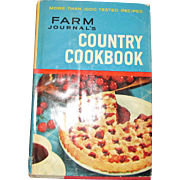1959, Farm Journal's Country Cookbook, Deluxe Edition 1000+ Recipes