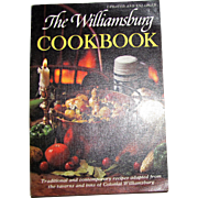 Harris, The Williamsburg Cookbook, Traditional and Contemporary Recipes from Taverns & Inns, Softcover