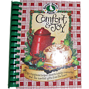 Comfort & Joy Cookbook (Seasonal Cookbook Collection) by Gooseberry Patch, HC, Like New