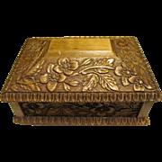 Swiss Wooden Music Box, Reuge Movement, Faust Waltz