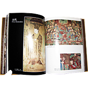 "10 Centuries of Chinese Art ""The Art Treasures of DunHuang"" by The Institute for Cultural Relics, Hard Cover"