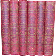 1917, O' Henry The Complete Editions, 6 volume set, 1917