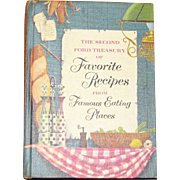 Harris, 1954, The Second Ford Treasury of Favorite Recipes from Famous Eating Places
