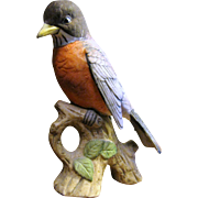 Lefton Hand Painted Robin # KW1251