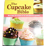 The Cupcake Bible, HC, Like New