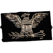 American Eagle Bullion Patch Hand Embroidered