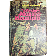 The Mystery of Monster Mountain, Alfred Hitchcock Mystery Series with the Three Investigators#20, HC, 1973