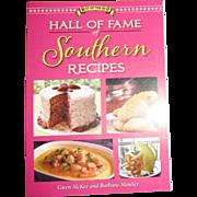 Harris, Hall of Fame Southern Recipes byMcKee & Moseley, Quail Ridge Press, SB, Like New