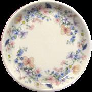 Wedgwood Angela Pattern Floral China Trinket Tray