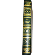 The Razors Edge by W. Somerset Maugham, HC 1944, International Collectors Library, Near Mint