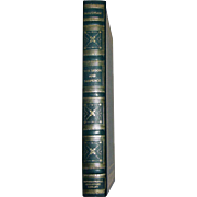 The Moon and Sixpence by W. Somerset Maugham - International Collectors Library HC, Nearly New