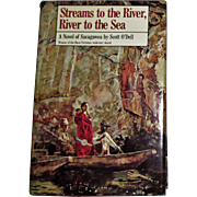 Streams to the River, River to the Sea by Scott O'Dell, 1986 HCDJ, 6th-9th Grade