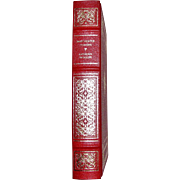 BARCHESTER TOWERS by Anthony Trollope - Franklin Library 1982, Mint