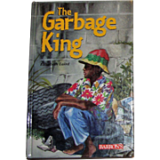 The Garbage King by Elizabeth Laird, HC 1st Edition