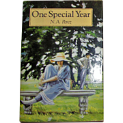 One Special Year by N.A. Perez, HCDJ 1st Edition, Near Mint