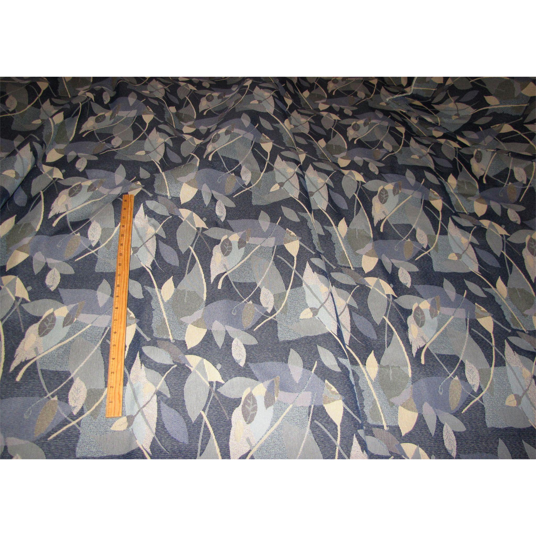 12 Yds + VERY Heavy Woven Upholstery Fabric