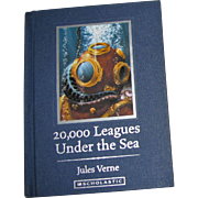 20,000 Leagues Under the Sea (Scholastic Classics), HC, Like New