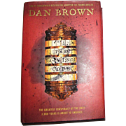 The Da Vinci Code (The Young Adult Adaptation) by Dan Brown, HCDJ, Nearly New