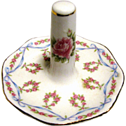 Lefton Royal Hampton Bone China Ring Holder