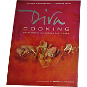 Diva Cooking: Unashamedly Glamorous Party Food by Victoria Blashf Snell & Jennifer Joyce, Nearly New
