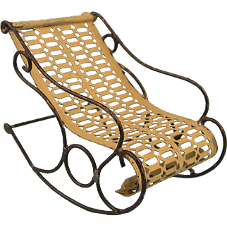 Rock & Graner - Delicate little Rocking Chair