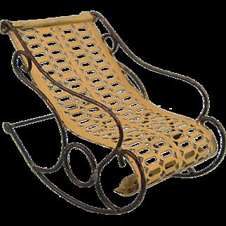 Rock & Graner - Delicate little Rocking Chair