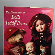 Book--The Romance of Dolls & Teddy Bears--Ho Phi Le
