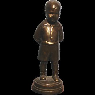 "7"" Statue of Boy"