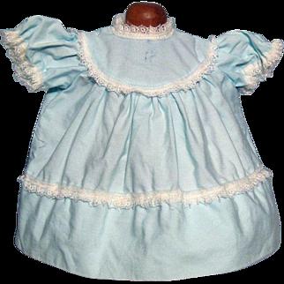 Five dresses / coats for 1950-1960s doll