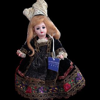 """Au Nain Bleu.  Like a miniature Jumeau """"Great Lady"""""""