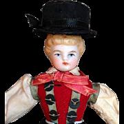 Mushroom Hunter for Doll House
