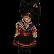 """5"""" SFBJ 301 Paris in Alsace-Lorraine costume"""
