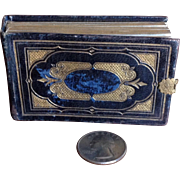 Miniature Photo Album for a French Fashion Doll Trunk