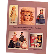 "Theriault's Catalog ""American Dolls From the Post-War Era 1945-1965""  Auction May 9, 1993"