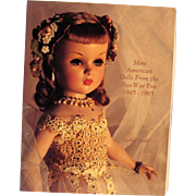 """Theriault's Catalog """"More America Dolls From the Post-War Era 1945-1965"""
