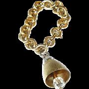 "Napier ""Wedding Bells"" Charm Bracelet"