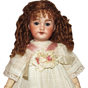 "Precious 9 3/4"" SFBJ 301 Bleuette's Little Sister"