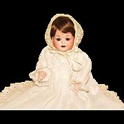 """Adorable Heubach Koppelsdorf 300 German 11"""" Baby Doll"""