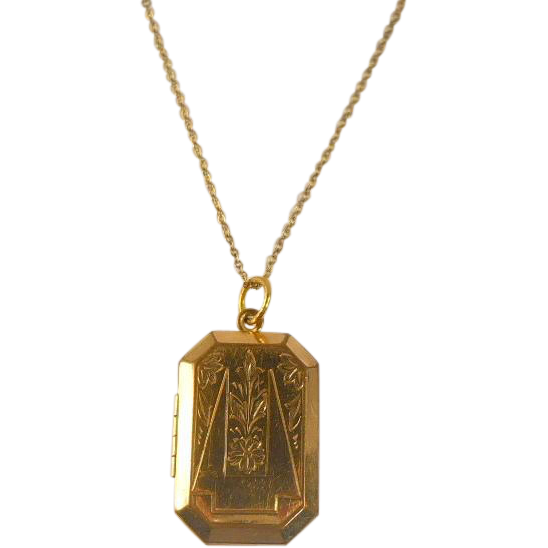 i other charm shape tradesy rectangular gold dragon pendant solid