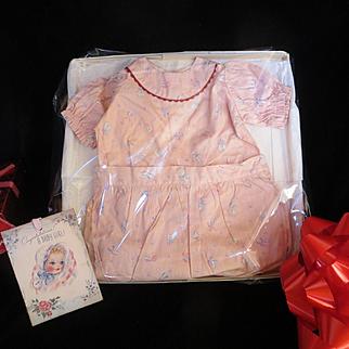 "Vintage"" MINT"" Effanbee  Dy-De Doll Lou Romper in Box for your 20"" Doll"