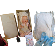 """Vintage """"VERY RARE"""" Arranbee My Dream Baby Doll in Box 10"""""""