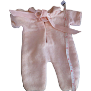 """Vintage Dy-Dee Doll """"MINT"""" snow suit & bonnet for"""" MAYBE FOR"""" Effanbee Babyette or Effanbee Dy-Dee Wee"""" PLEASE MEASURE"""" Your Doll"""