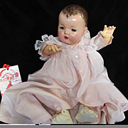"""VINTAGE """"MINT"""" Effanbee Dy-Dee Doll Lou Shoes for your 20"""" Doll- Merry Merry Christmas !!!!"""